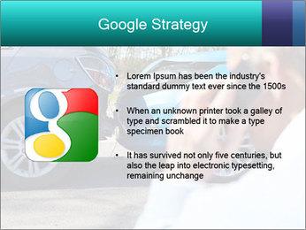 Man Calling Car Insurance PowerPoint Template - Slide 10