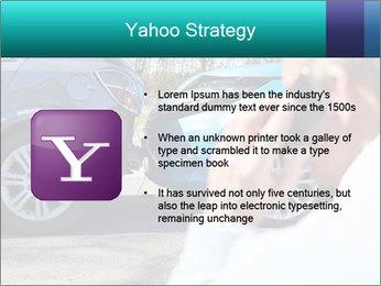 Man Calling Car Insurance PowerPoint Template - Slide 11