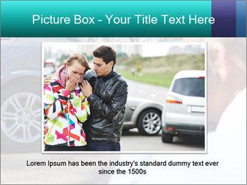 Man Calling Car Insurance PowerPoint Template - Slide 15