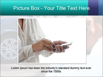 Man Calling Car Insurance PowerPoint Template - Slide 16