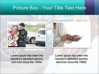 Man Calling Car Insurance PowerPoint Template - Slide 18