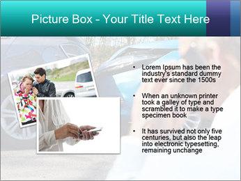 Man Calling Car Insurance PowerPoint Template - Slide 20