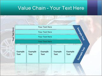 Man Calling Car Insurance PowerPoint Template - Slide 27