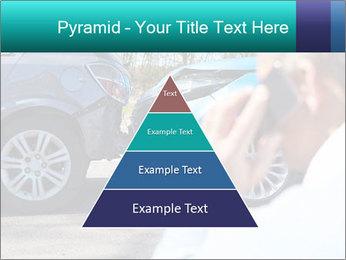 Man Calling Car Insurance PowerPoint Template - Slide 30