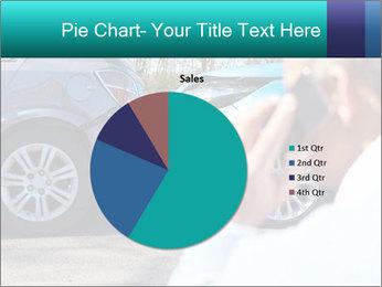 Man Calling Car Insurance PowerPoint Template - Slide 36