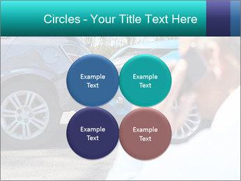 Man Calling Car Insurance PowerPoint Template - Slide 38