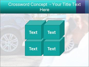 Man Calling Car Insurance PowerPoint Template - Slide 39