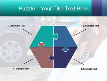 Man Calling Car Insurance PowerPoint Template - Slide 40