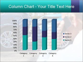 Man Calling Car Insurance PowerPoint Template - Slide 50