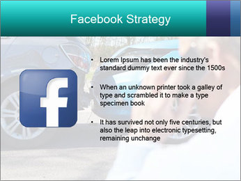 Man Calling Car Insurance PowerPoint Template - Slide 6