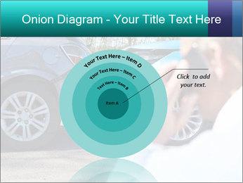 Man Calling Car Insurance PowerPoint Template - Slide 61