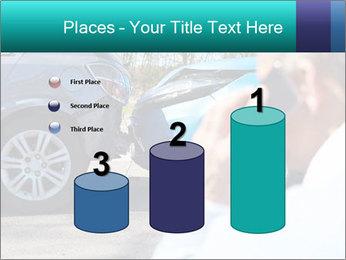 Man Calling Car Insurance PowerPoint Template - Slide 65