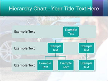 Man Calling Car Insurance PowerPoint Template - Slide 67