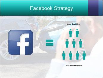 Man Calling Car Insurance PowerPoint Template - Slide 7