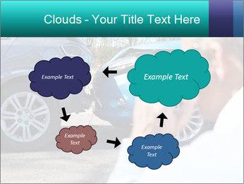 Man Calling Car Insurance PowerPoint Template - Slide 72