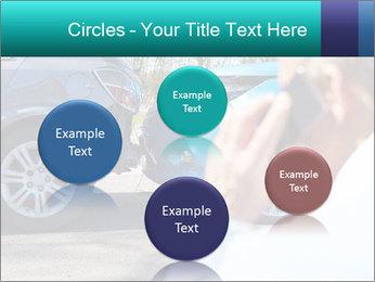 Man Calling Car Insurance PowerPoint Template - Slide 77