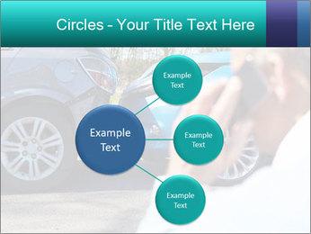 Man Calling Car Insurance PowerPoint Template - Slide 79
