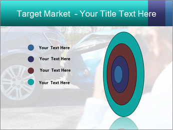 Man Calling Car Insurance PowerPoint Template - Slide 84