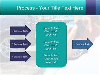 Man Calling Car Insurance PowerPoint Template - Slide 85