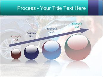 Man Calling Car Insurance PowerPoint Template - Slide 87