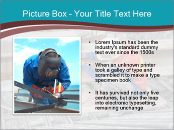 Skilled Workman PowerPoint Template - Slide 13