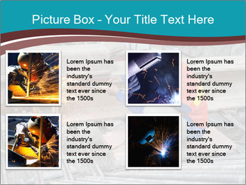Skilled Workman PowerPoint Template - Slide 14