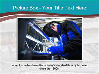 Skilled Workman PowerPoint Template - Slide 16