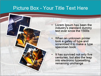 Skilled Workman PowerPoint Template - Slide 17