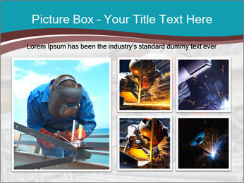 Skilled Workman PowerPoint Template - Slide 19