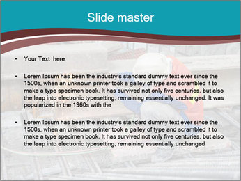 Skilled Workman PowerPoint Template - Slide 2