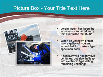 Skilled Workman PowerPoint Template - Slide 20