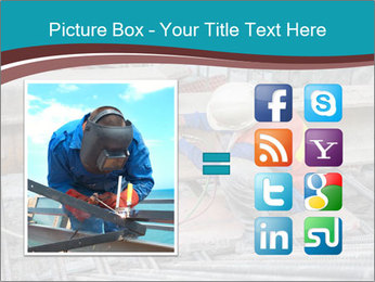 Skilled Workman PowerPoint Template - Slide 21