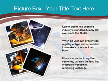 Skilled Workman PowerPoint Template - Slide 23