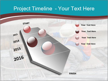 Skilled Workman PowerPoint Template - Slide 26