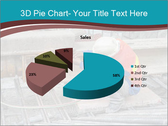 Skilled Workman PowerPoint Template - Slide 35