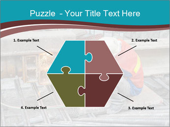 Skilled Workman PowerPoint Template - Slide 40