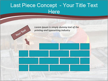 Skilled Workman PowerPoint Template - Slide 46