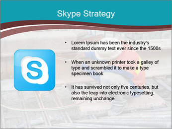 Skilled Workman PowerPoint Template - Slide 8