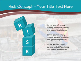 Skilled Workman PowerPoint Template - Slide 81