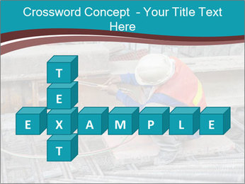 Skilled Workman PowerPoint Template - Slide 82