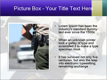 Police Check PowerPoint Template - Slide 13