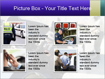 Police Check PowerPoint Template - Slide 14