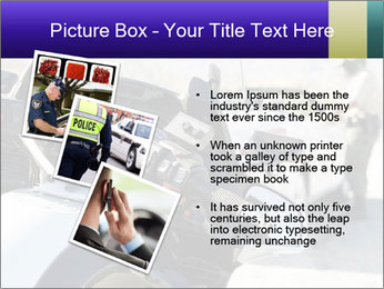 Police Check PowerPoint Template - Slide 17