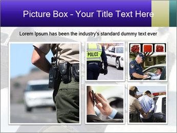 Police Check PowerPoint Template - Slide 19
