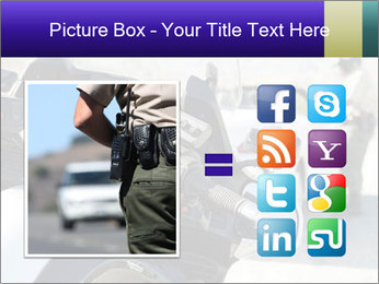 Police Check PowerPoint Template - Slide 21
