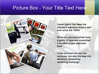 Police Check PowerPoint Template - Slide 23