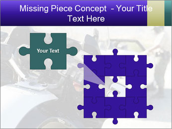 Police Check PowerPoint Template - Slide 45