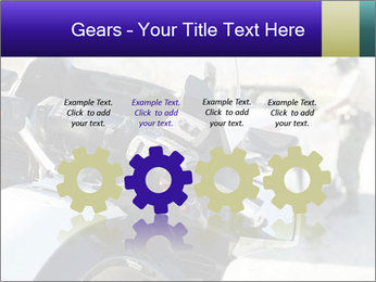 Police Check PowerPoint Template - Slide 48