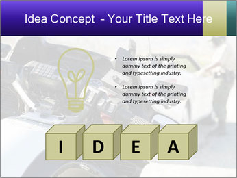 Police Check PowerPoint Template - Slide 80