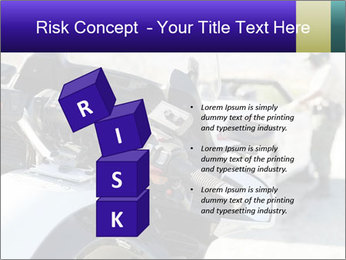Police Check PowerPoint Template - Slide 81
